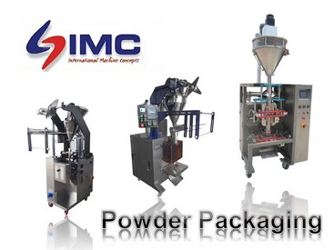 Powder Packaging (Sachets)