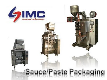 Sauce/Paste Packaging (Sachets)
