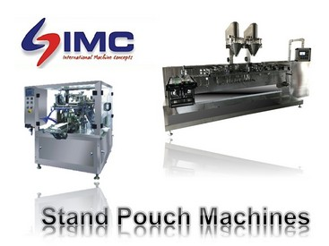 Stand Pouch Machines