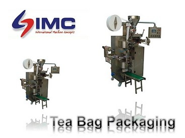 Tea Bag Packaging (Sachets)