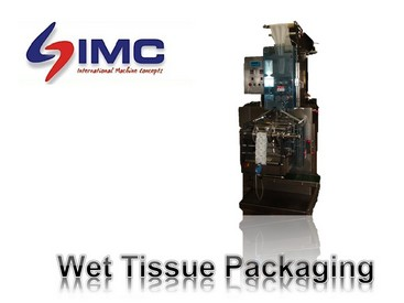 Wet Tissue Packaging