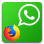 whatsapp firefox